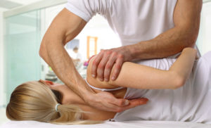 shoulder treatment - edmonton south chiropractor